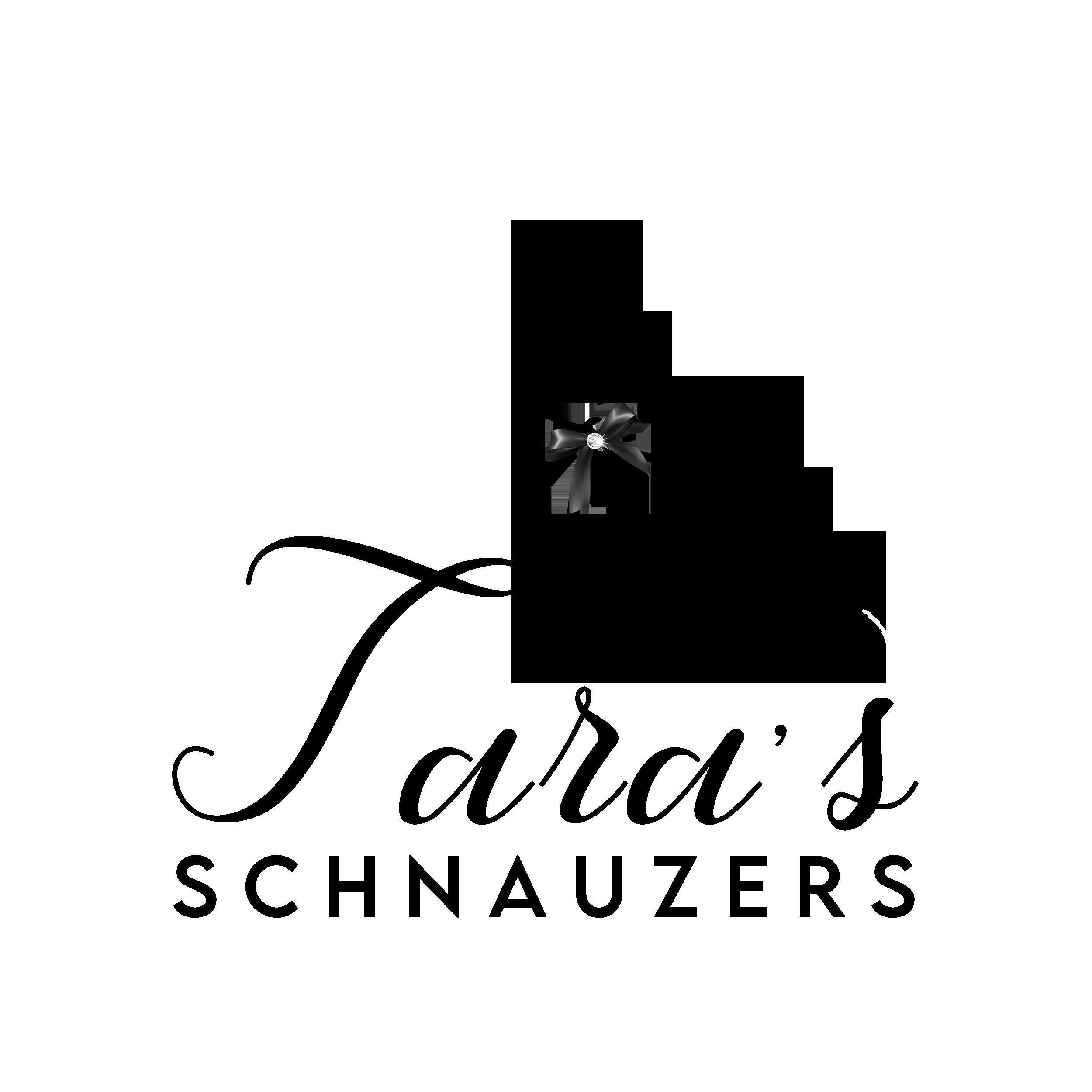 Tara's Schnauzers Logo