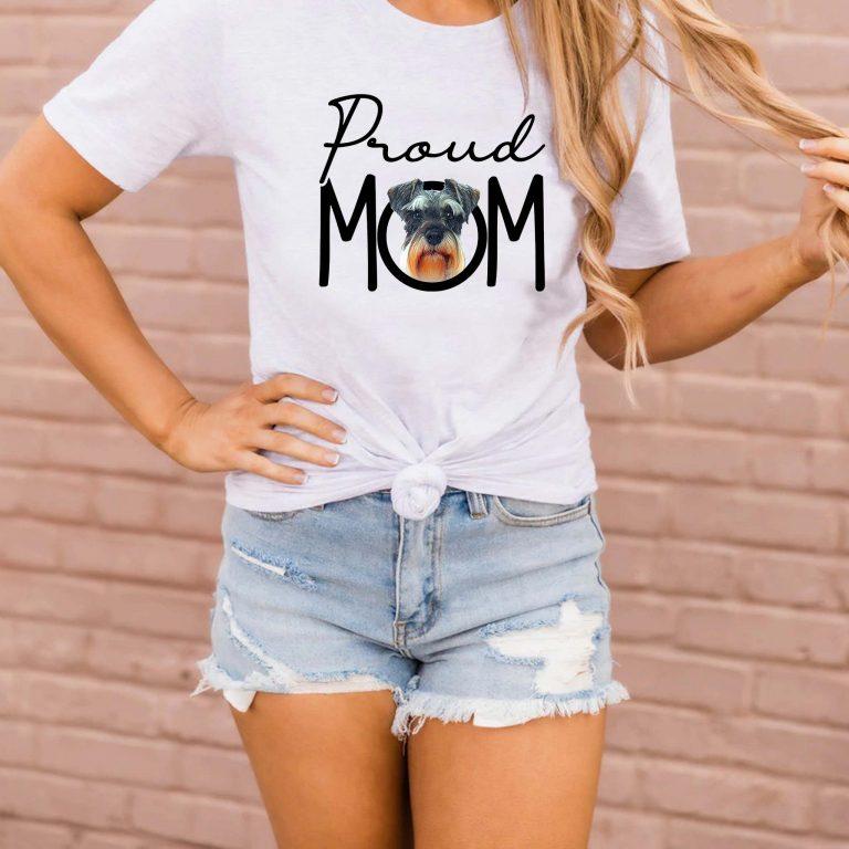 womens-schnauzer-mom-tshirt