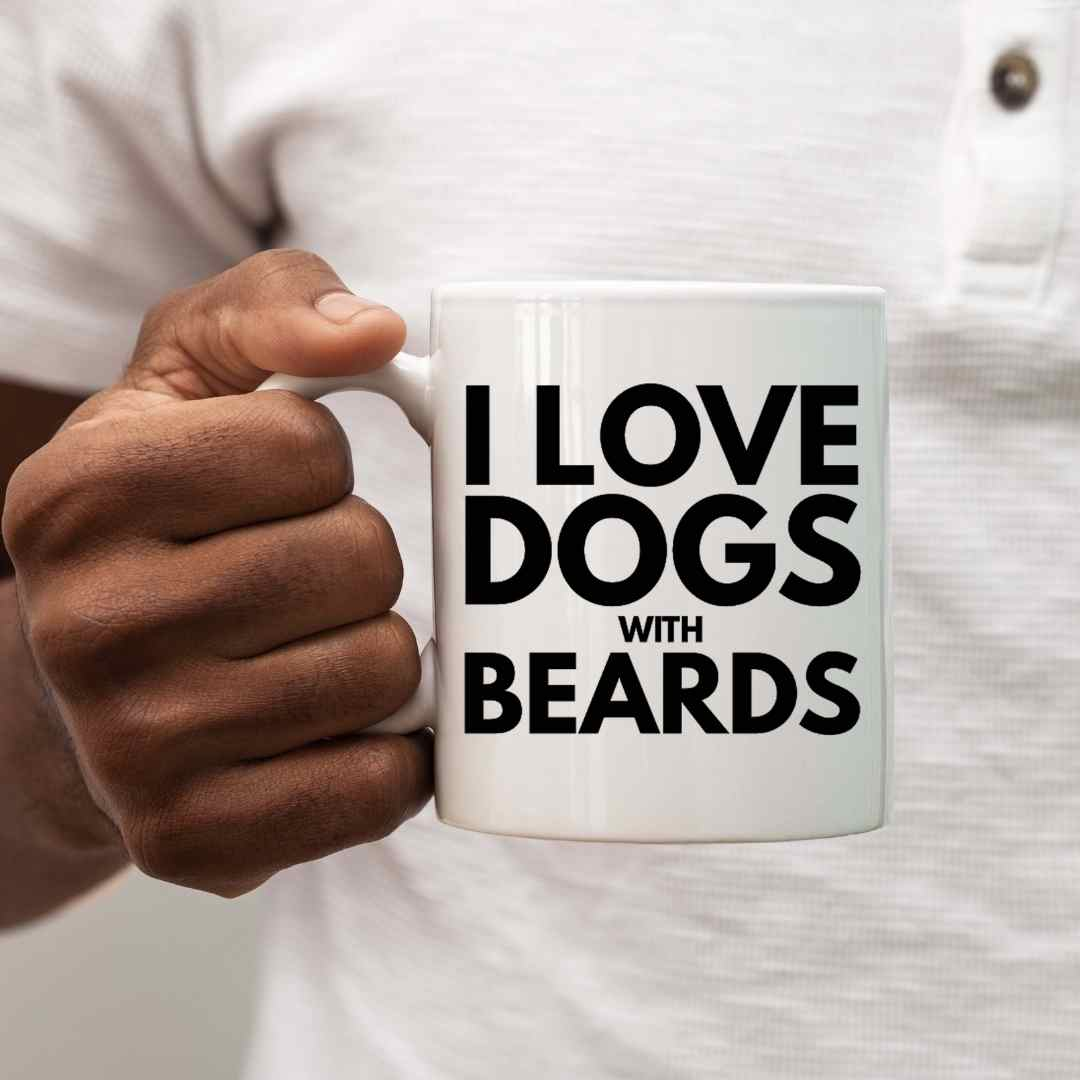 I_Love_Dogs_With_Beards_Mug