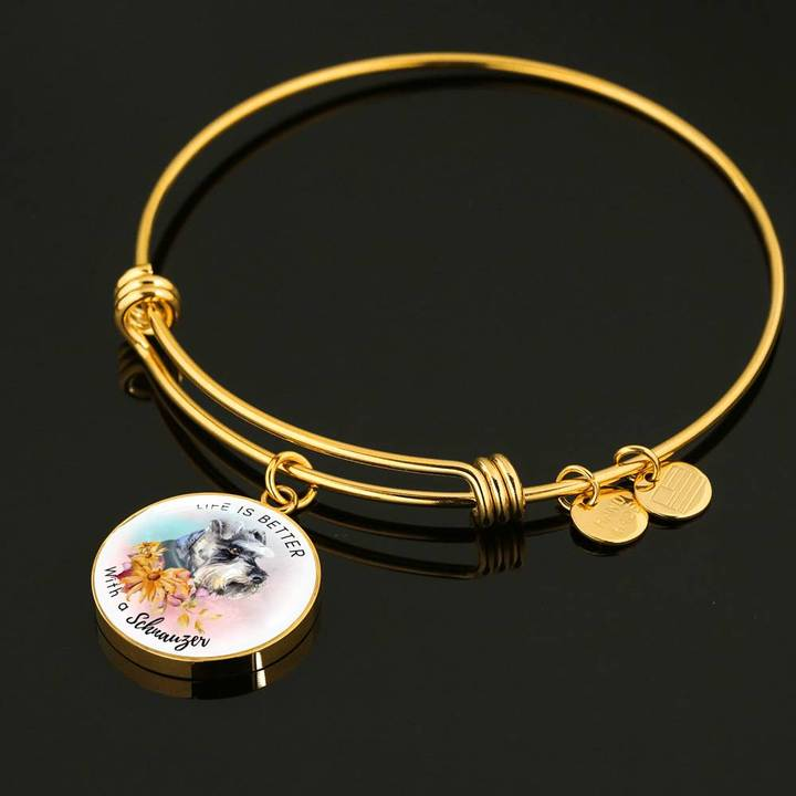 life-is-better-with-a-schnauzer-bracelet-gift